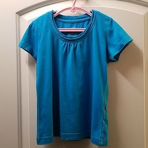 *5 For $20* Faded Glory Turquoise T-Shirt